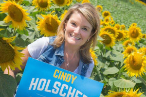 Rep. Cindy Holscher raised more than $30,000 in 2017, putting her ahead of all incumbents and challengers for the House in the area.