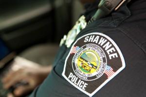 Photo via Shawnee Police on Facebook.