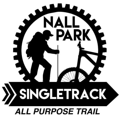 A concept for new Nall Park signage.