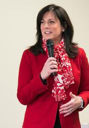 Rep. Melissa Rooker.