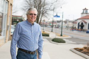 Mission Mayor Ron Appletoft knows that new developments in the city will dominate the city's agenda in the coming years.