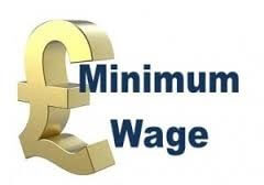 Minimum wage for cake makers
