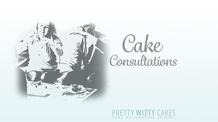 How to run cake consultations