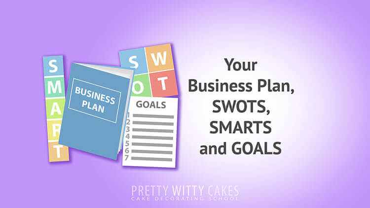 Making business plans tutorial at Pretty Witty Academy
