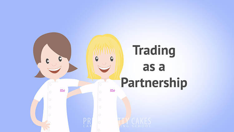 Trading As A Partnership  - tutorial at Pretty Witty Academy