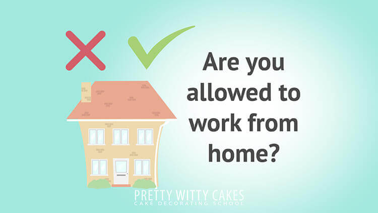 Are You Allowed  To Work From Home - tutorial at Pretty Witty Academy