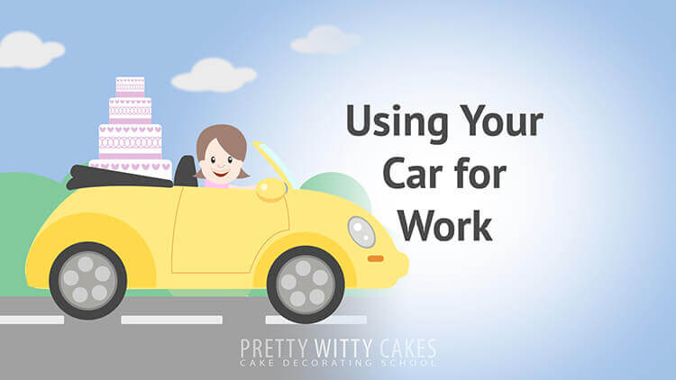 Set Up Costs for Cake Businesses tutorial at Pretty Witty Academy