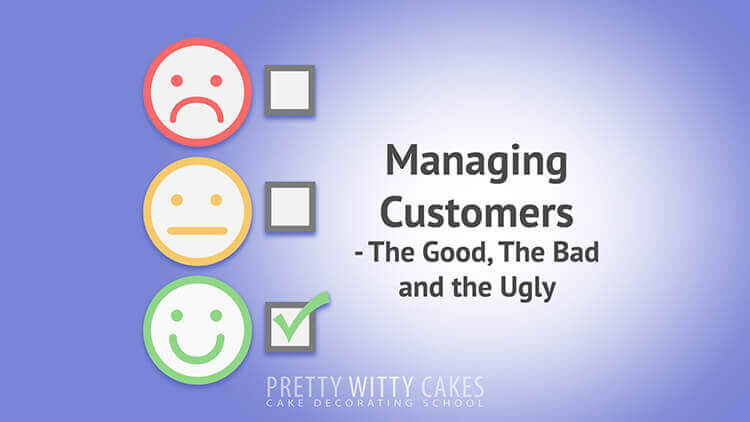 Managing Customers - tutorial at Pretty Witty Academy
