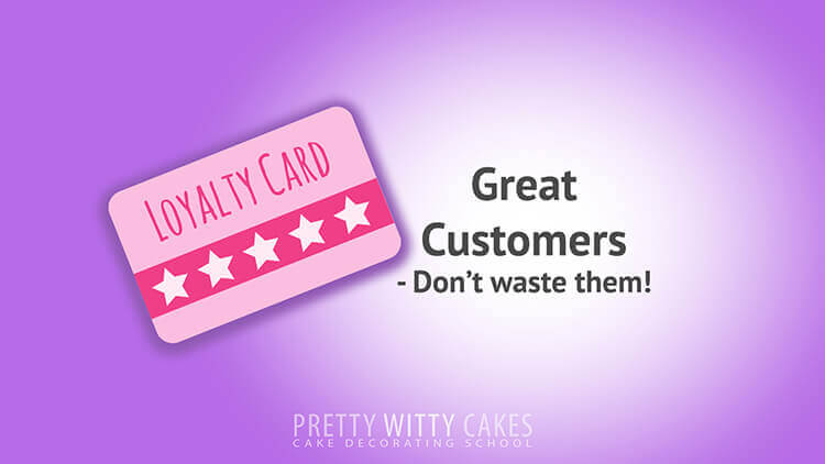 Great Customers - tutorial at Pretty Witty Academy