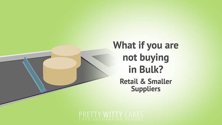 What If Not Buying Bulk - tutorial at Pretty Witty Academy
