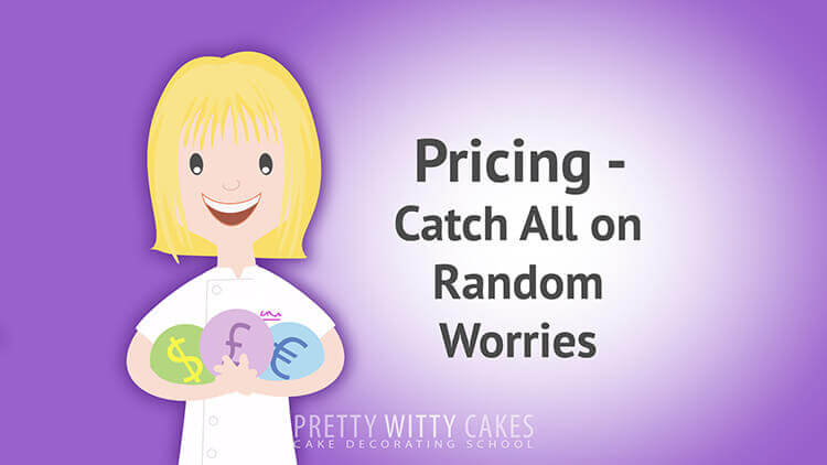 Pricing Catch All On Random Worries - tutorial at Pretty Witty Academy