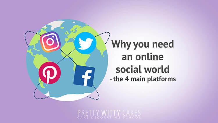 Why You Need An Online Social World  - tutorial at Pretty Witty Academy