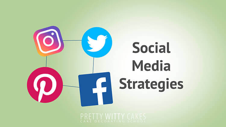 Social Media Strategies - tutorial at Pretty Witty Academy