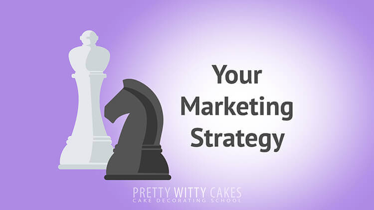 Your Marketing Strategy tutorial at Pretty Witty Academy