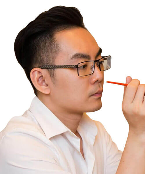 Kelvin Chua Guest TUtor at Pretty Witty Academy