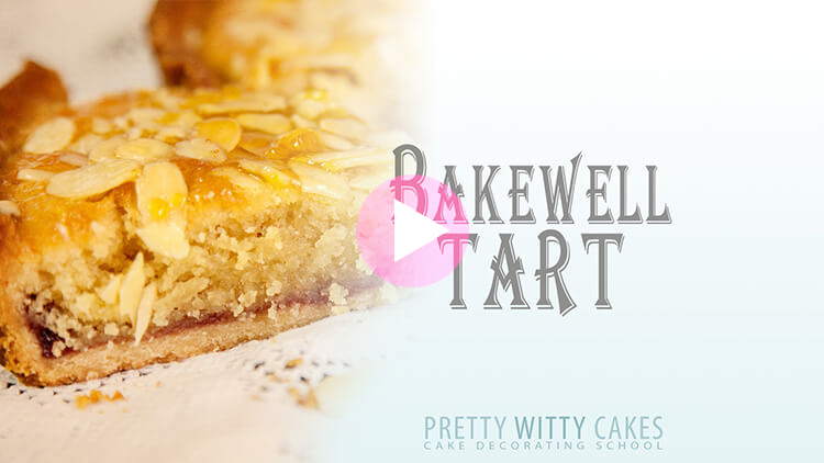 Bakewell Tart at Pretty Witty Academy