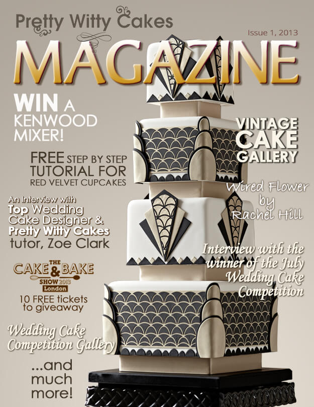 The Pretty Witty Cakes Magazine Issue 1