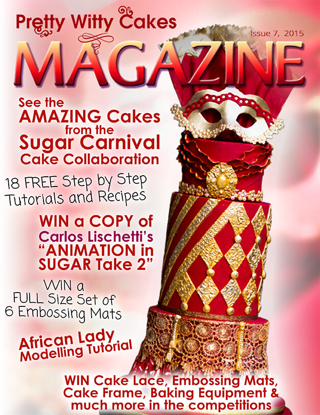 The Pretty Witty Cakes Magazine Issue 7