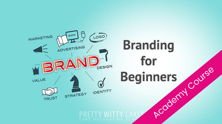 Branding for Beginners in Pretty Witty Academy