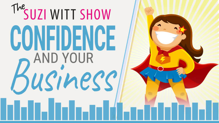 Confidence and Your Cake Business Podcast: The Suzi Witt Show