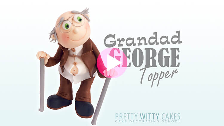 Grandad George Tutorial Preview at Pretty Witty Academy