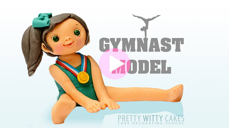 Gymnast Tutorial Preview at Pretty Witty Academy