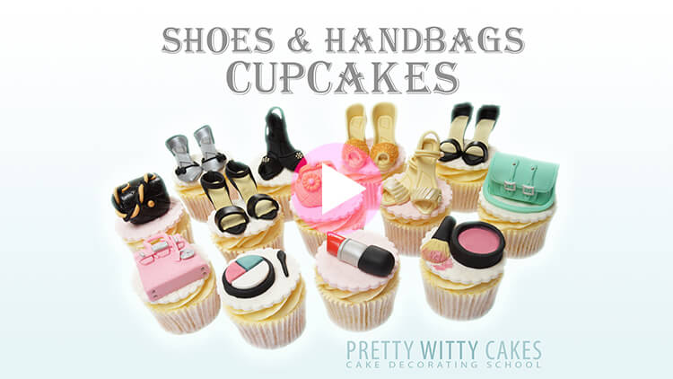 Shoes & Handbags Tutorial Preview at Pretty Witty Academy