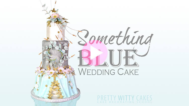 Something Blue Tutorial Preview at Pretty Witty Academy