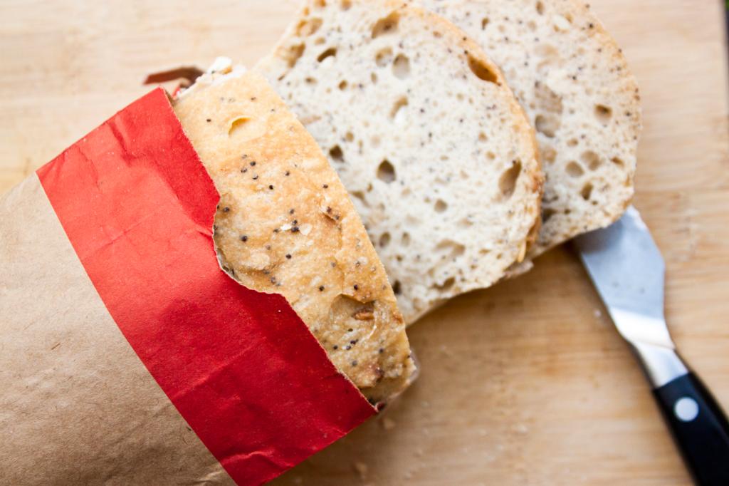 Bread SRSLY Review by Vegan À La Mode (Vegan and Gluten-Free)