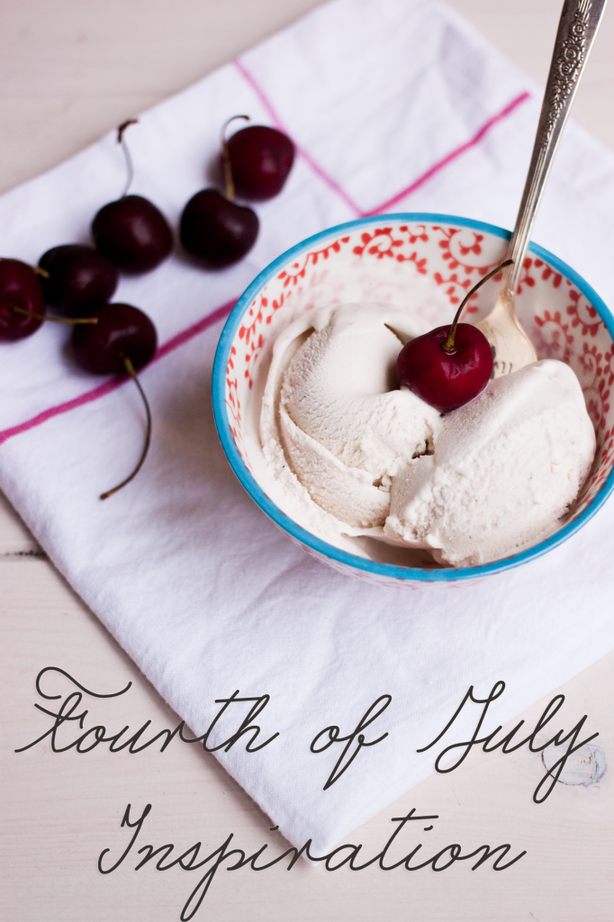Fourth of July Vegan Recipes and Outfits