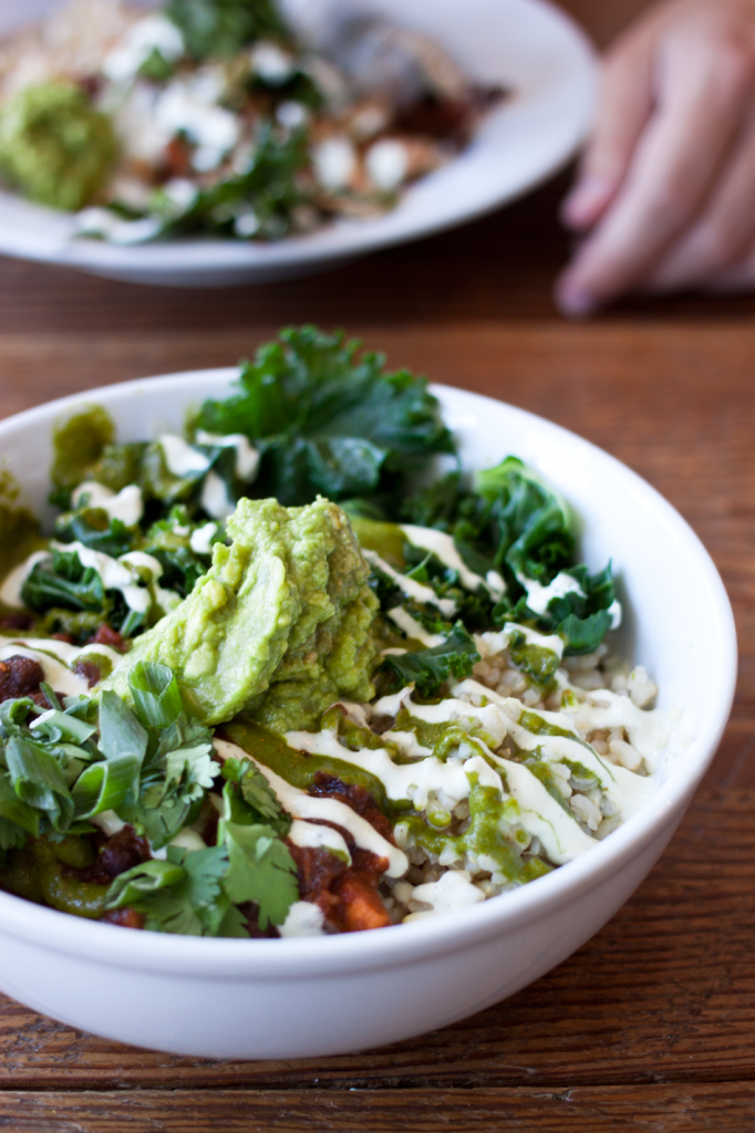 Vegan Restaurants in Portland | Chipotle Chili Bowl from Harlow