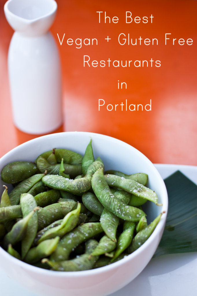Vegan and Gluten Free Restaurants in Portland Oregon