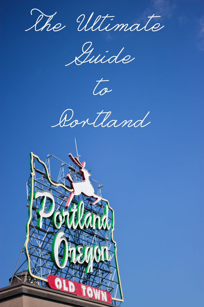 A guide to Portland, Oregon. Fun things to do, and restaurants to eat at.