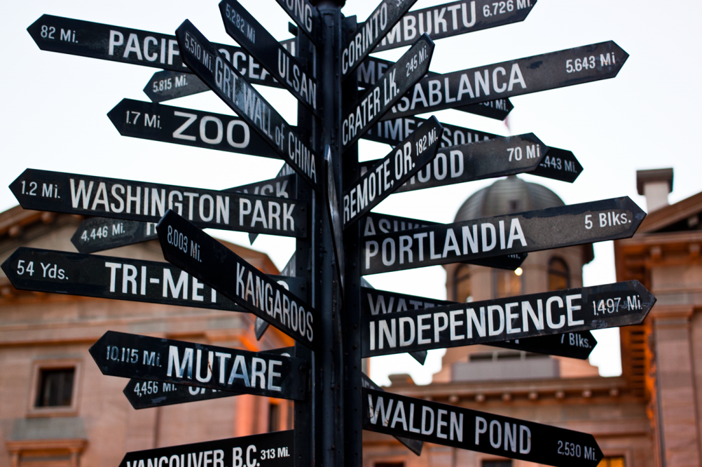 Travel guide with things to do in Portland