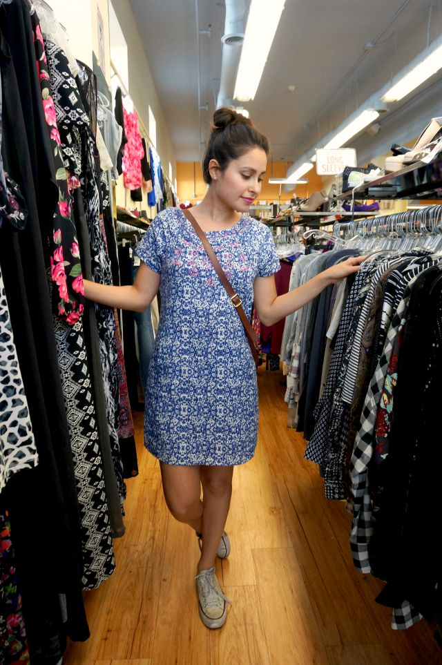 Eco-friendly guide to thrift store shopping