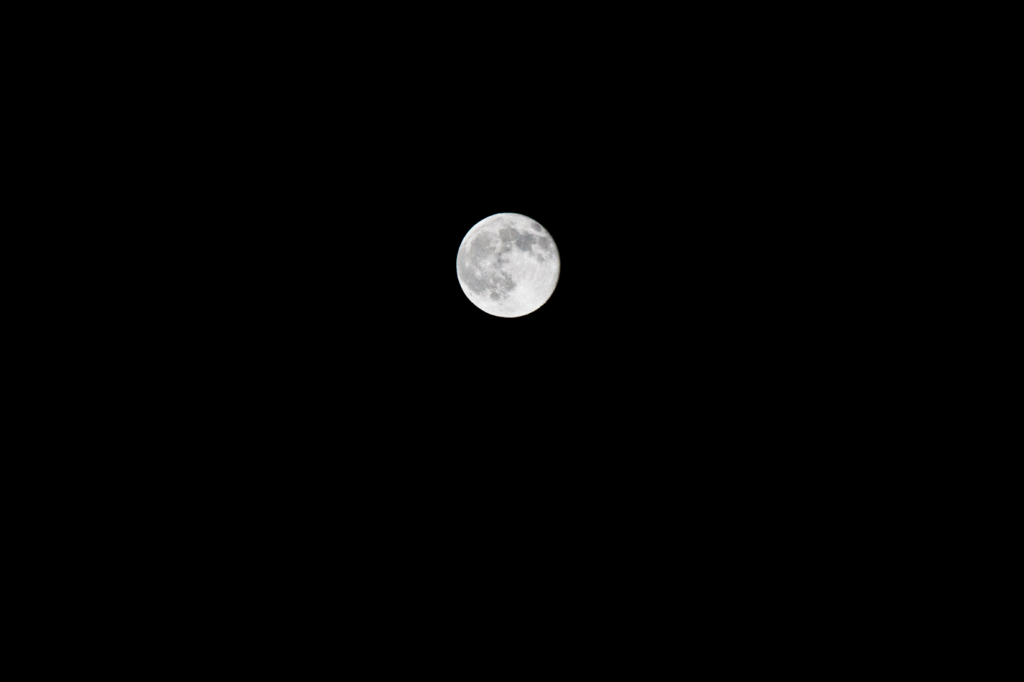 Blue Moon August 1st 2015