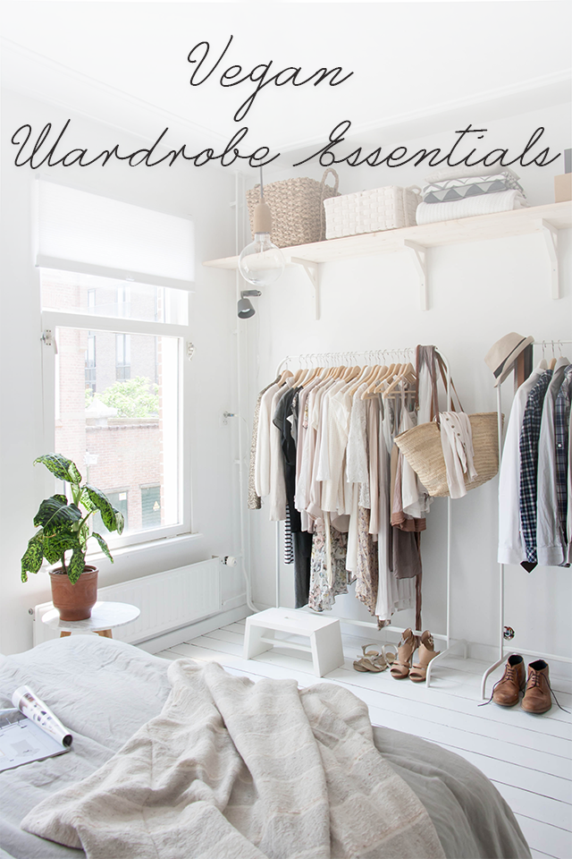 Vegan Wardrobe Essentials