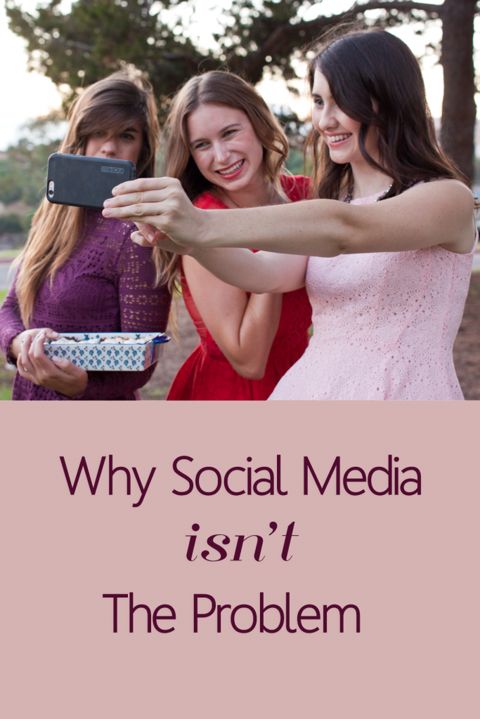 Why Social Media Isn't Responsible for Self-Esteem Issues