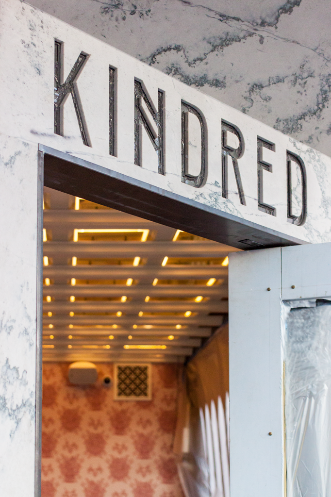Kindred Vegan Restaurant in San Diego California
