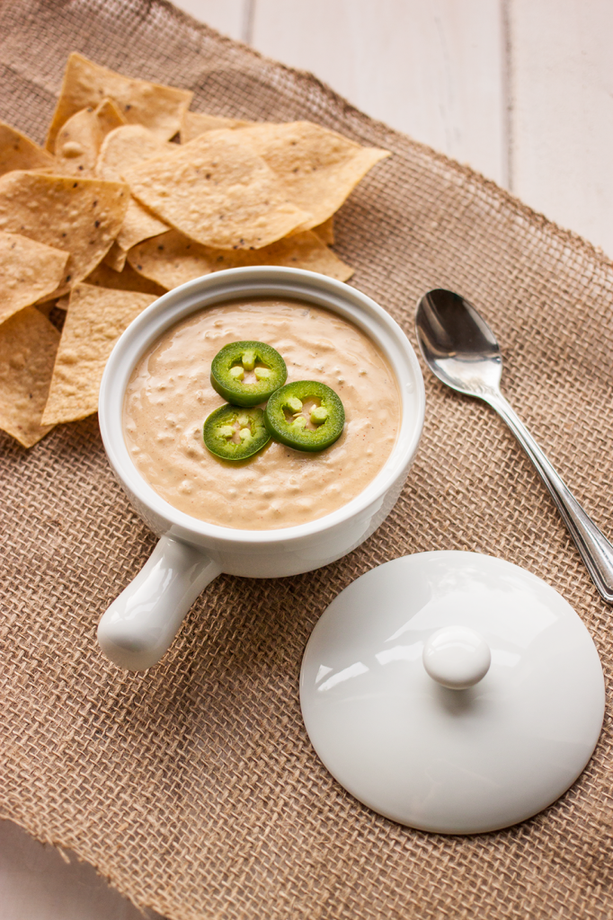 Vegan Queso Recipe (Gluten-Free and Nut-Free)