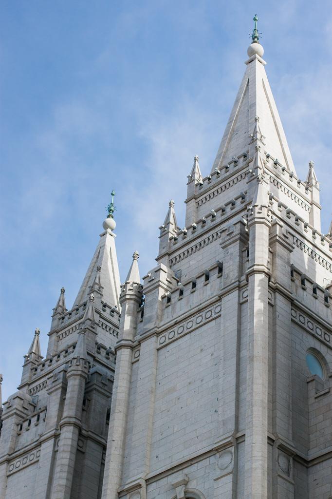 Temple Square Salt Lake City