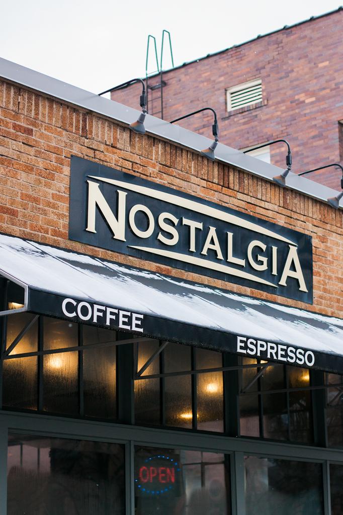 Nostalgia Cafe Salt Lake City Vegan Options