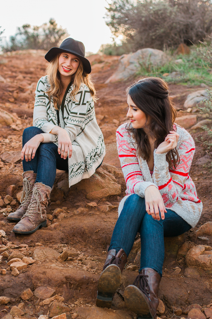 Cruelty-free boho outfits Woven Heart