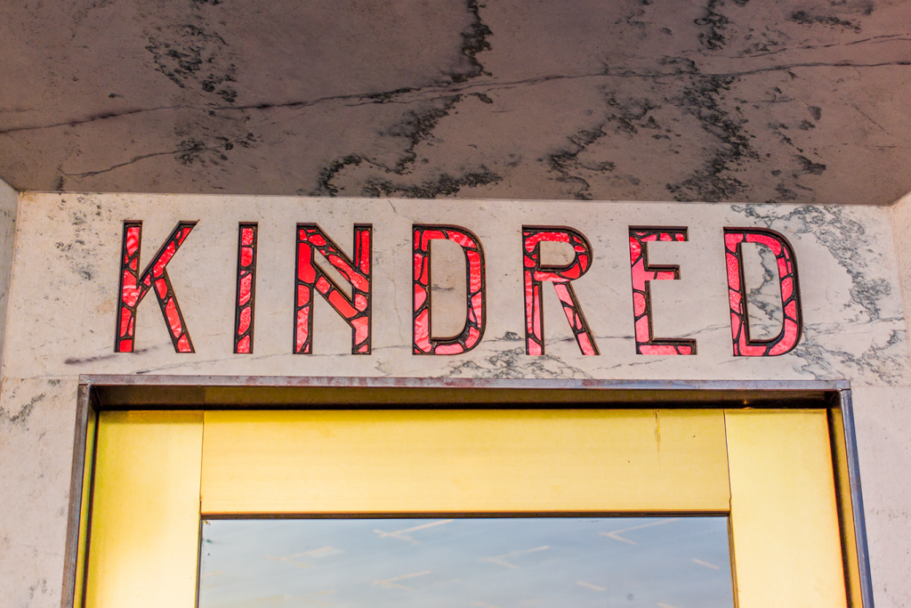 Kindred Vegan Restaurant in San Diego Review