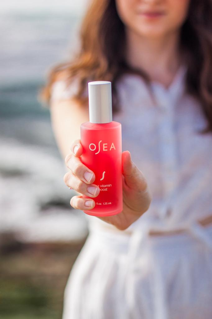 OSEA vegan natural beauty organic skin care line