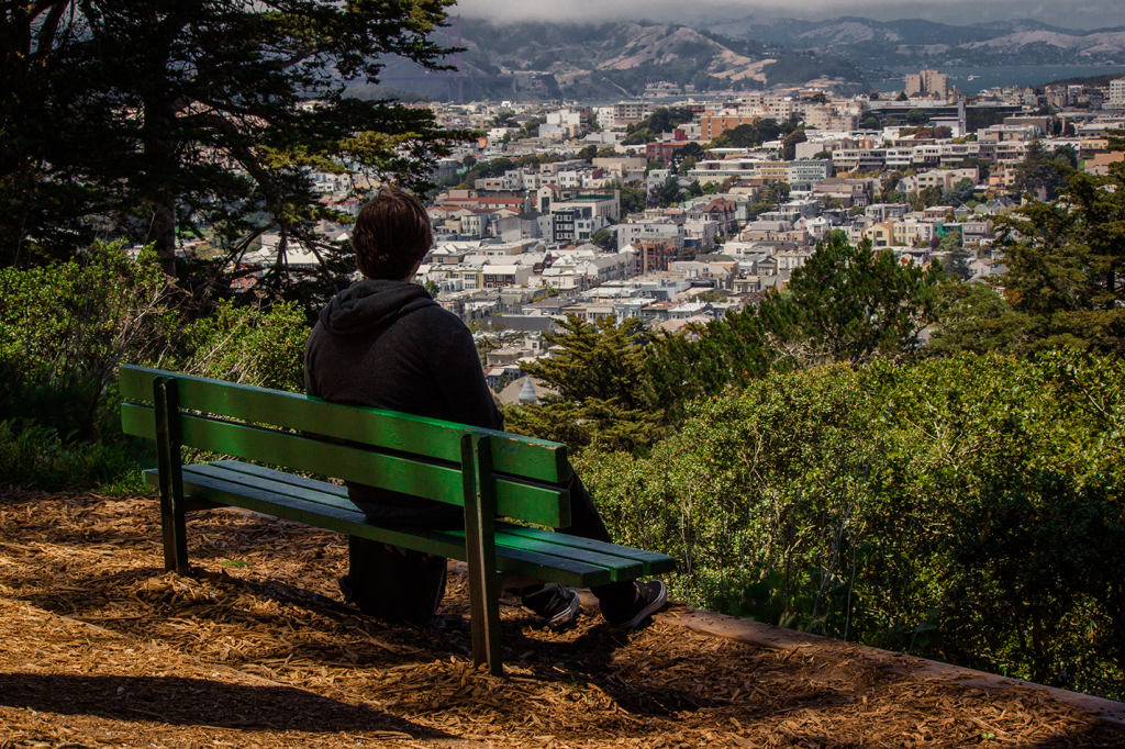 Buena Vista Park | San Francisco | Vegan Travel | San Francisco Park | Vegan San Francisco
