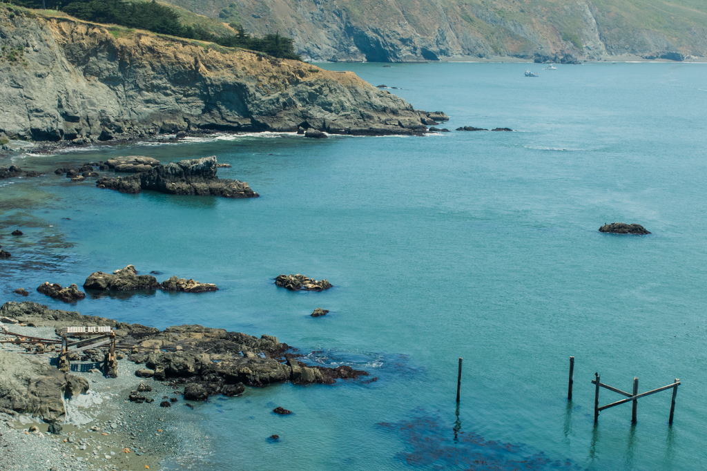 Point Bonita Lighthouse | San Francisco | Coast | California | Ocean | Beach | Sea | Travel | Wanderlust