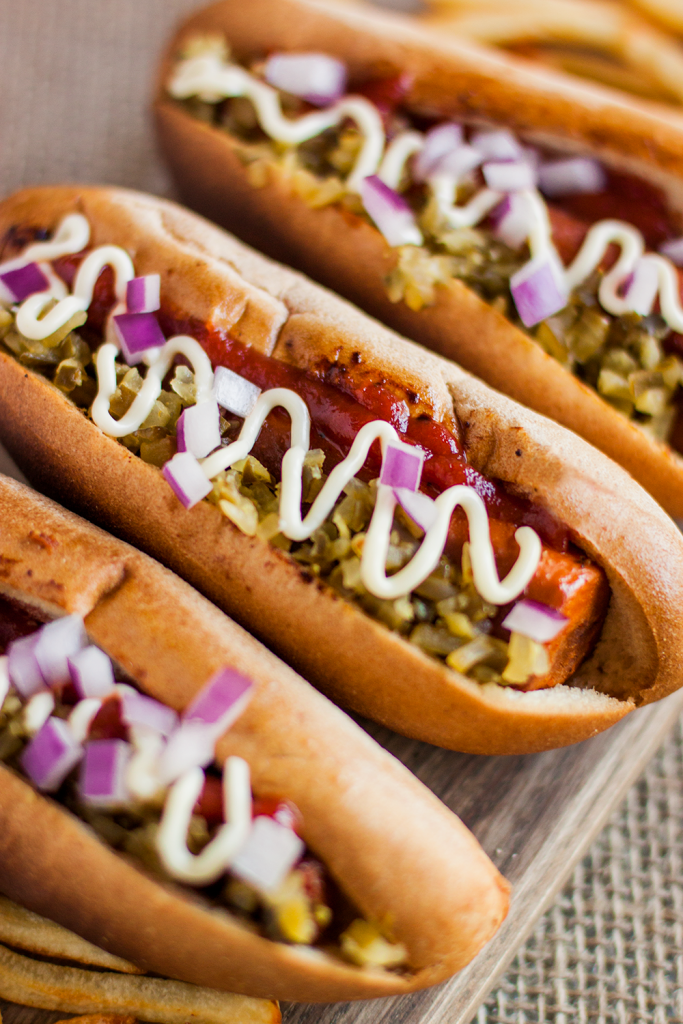Gluten-Free Vegan Hot Dog Recipe by Vegan À La Mode