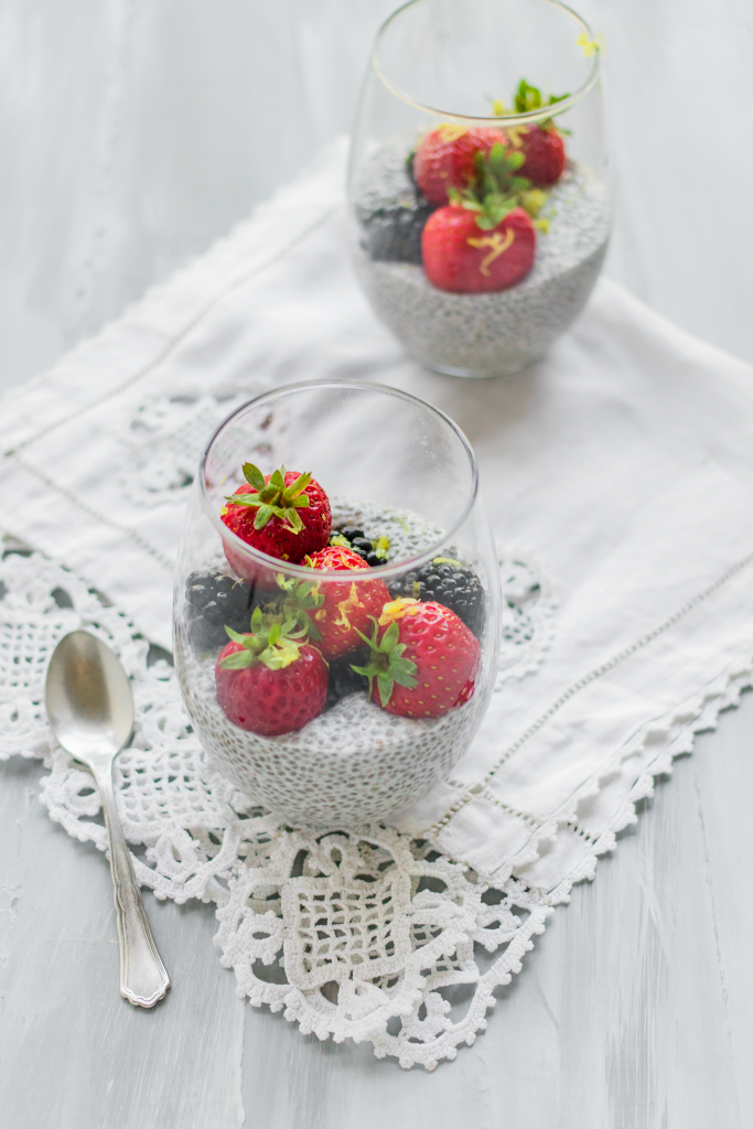 Oh She Glows Every Day Chia Pudding