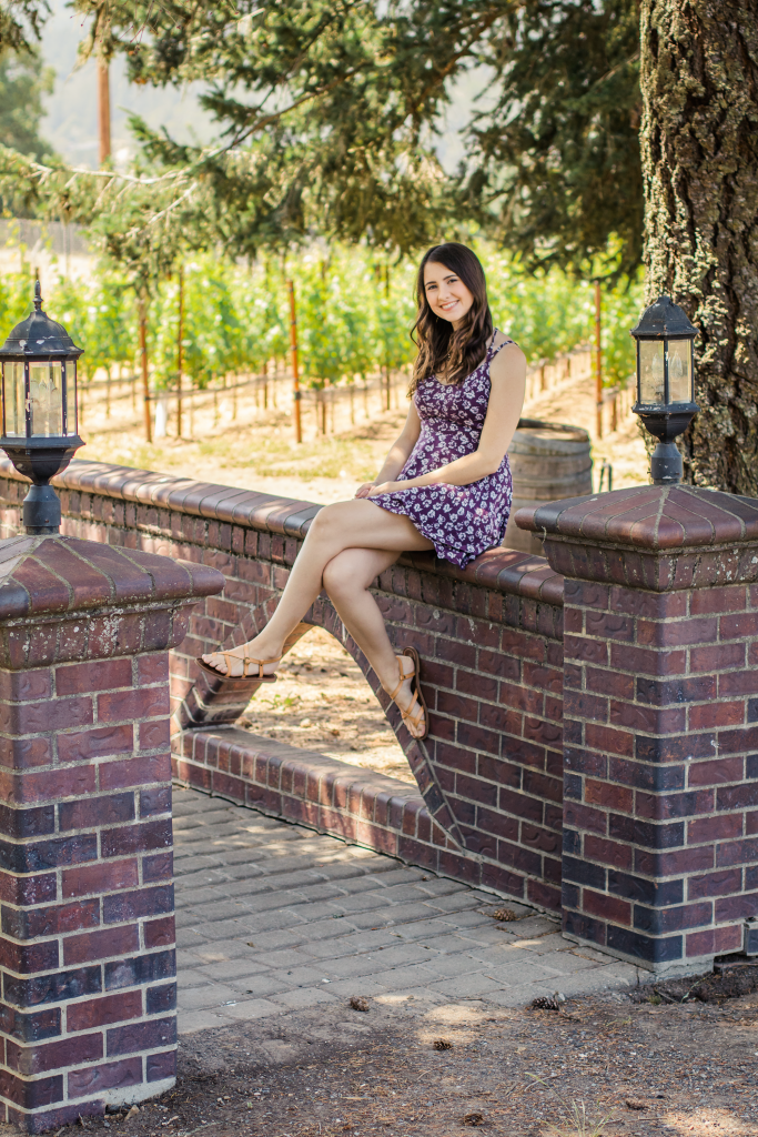 Summer | Wine Tasting | Napa Valley | Vintage | Dress | Floral | Urban Outfitters | Fashion | Cruelty-Free | Outfit